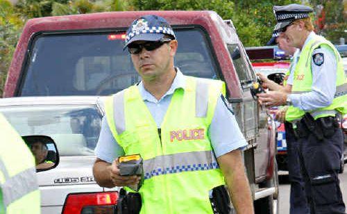 Police will not tolerate bad behaviour on Australia Day.