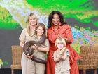 The Irwin family take wildlife and the Sunshine Coast to Oprah Show.
