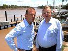 Abbott visits Bundaberg