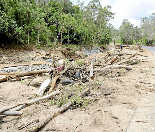 Authorities will continue to search for bodies in the flood-ravaged Lockyer Valley.