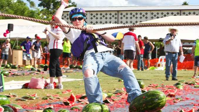 The Chinchilla Melon Festival will go ahead in 2011.