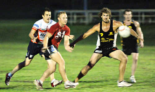 The Sunshine Coast Falcons should go into the 2011 47th Battalion carnival better prepared than in previous years.