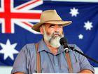 Sunshine Coast mayor Bob Abbot announced this year's Australia Day Award recipients today at Noosa.
