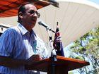 Toowoomba Regional Australia Day Citizen of the Year George Lipman.