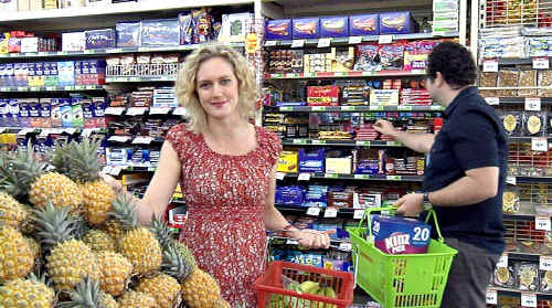Anna Daniels says Rockhampton has a lot to offer to southerners seeking a change in lifestyle.