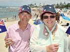 English migrants Malcolm and Penny Wilson are now true blue Aussies.