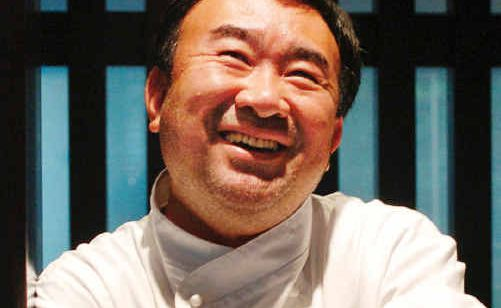 Tetsuya Wakuda is the featured chef.