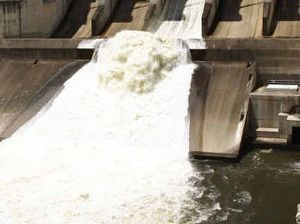 Relief over dam levels