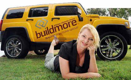 Sam Sheppard loves her Hummer despite its flaws.