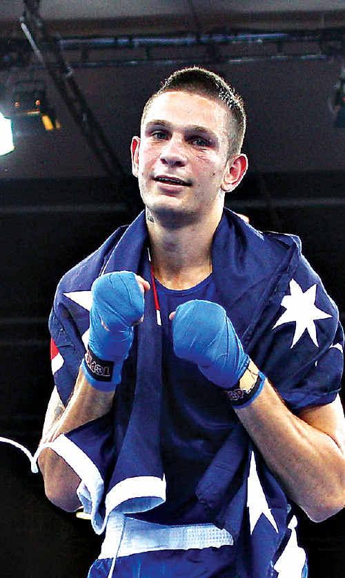 Damien Hooper.
