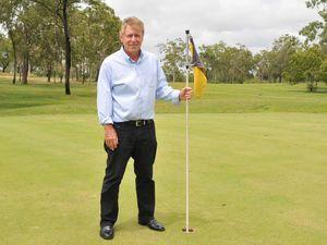 Legend golfer shapes new course