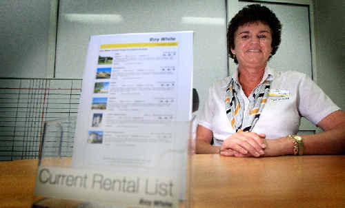 Law-abiding: Kaeren Smith from Ray White Coolangatta can help with the new tenancy laws.