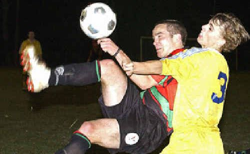 Caloundra Football Club will benefit from the council's plans.