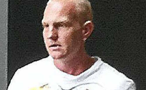 Martin Christopher Dingle leaves court.