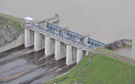 Sunwater is considering releasing water from Callide Dam.
