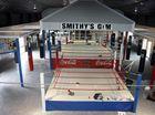 Smith brings boxing to Garden City