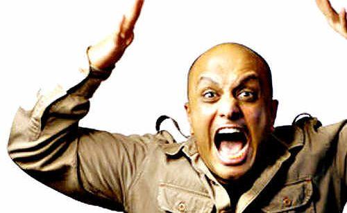 Akmal Saleh has cancelled his Rockhampton show.