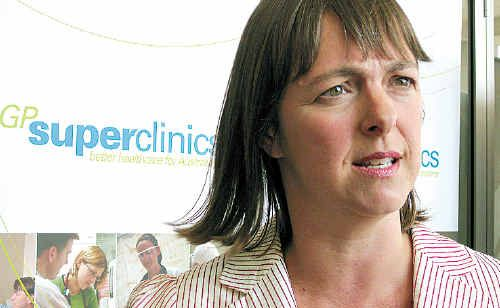 Federal Health Minister Nicola Roxon has urged residents and health professionals to share ideas about the best options for their local GP Super Clinic.