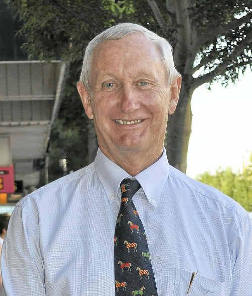 Member for Maranoa, Bruce Scott.