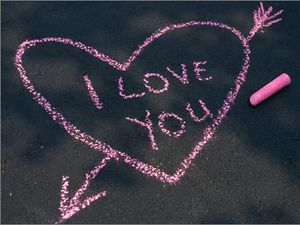 Your Valentine's Day messages