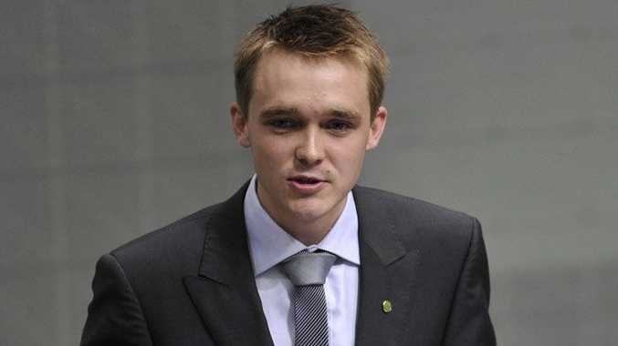 Member for Longman Wyatt Roy.
