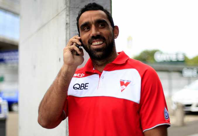 Adam Goodes has been given time off after booing saga.