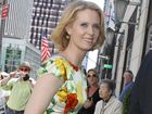 Cynthia Nixon's fiance has given birth to a baby boy.