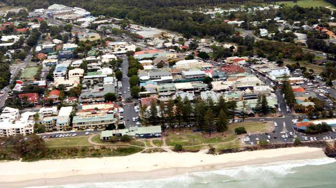 Byron Bay will be the focus of a tourist marketing campaign to be launched on TV in April.
