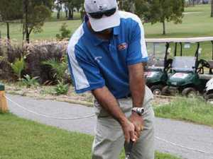 Use whole body to improve golf swing