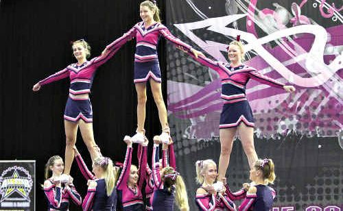 MDC Super Starz Cheerleading and Dance Club won several awards at the Australian All Star Cheerleading Federation National finals.