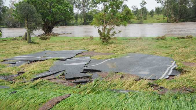 More than $5.5 million in funding has been approved for road repairs in the Lockyer Valley area.