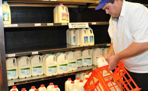 Woolies won't ask suppliers to drop milk prices.