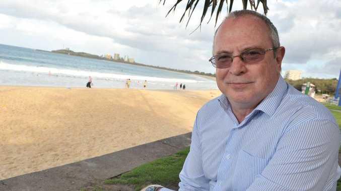 Sunshine Coast Destination CEO Michael Denton resigned today citing health reasons.