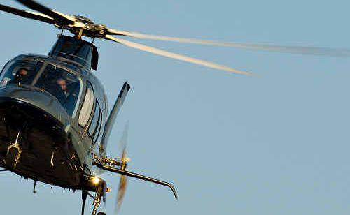 Sunshine Coast helicopter pilot Lloyd Lester is missing off PNG.