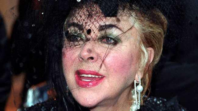 Dame Elizabeth Taylor.
