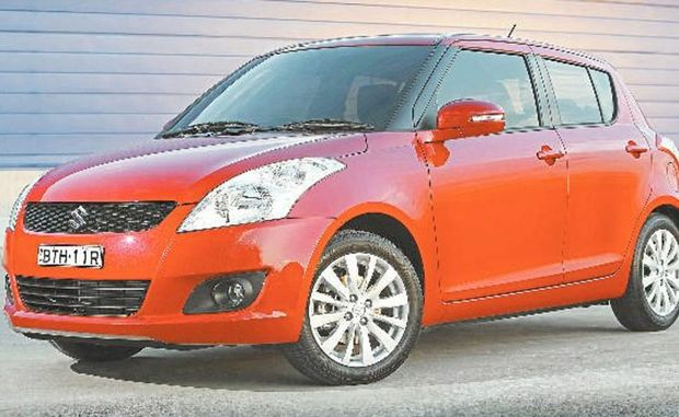 The 2011 Suzuki Swift looks similar to its predecessor, but just about every component is new.