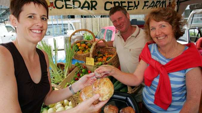 The Sunshine Coast is rich with locally grown produce.
