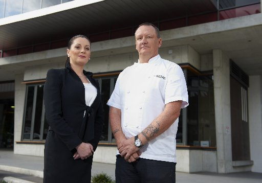 Conviction Kitchen is about giving a second chance.