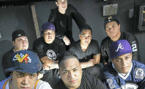 Local hip hop group So Sicc Records sings about life's realities, including the recent floods.