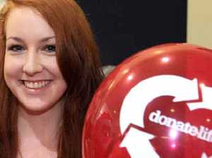 Teen's life saved by liver donor