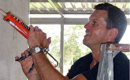 Rugby league legend Paul Harragon leads the Tooheys New Crew.