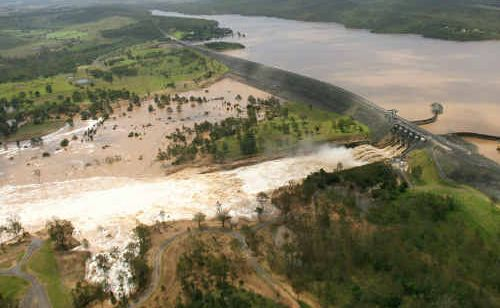 The strategic release of water from Wivenhoe Dam is continuing. The Water Grid Manager says people need to be take note of change the release has caused.