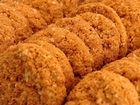 TRADITIONAL FAVOURITE: Bake some delicious Anzac biscuits this year, with this Ginger Anzac biscuit recipe.