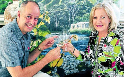 Gavin and Paula Wilshire reminisce about young love at the foothills of the Tararua Ranges 39 years ago.