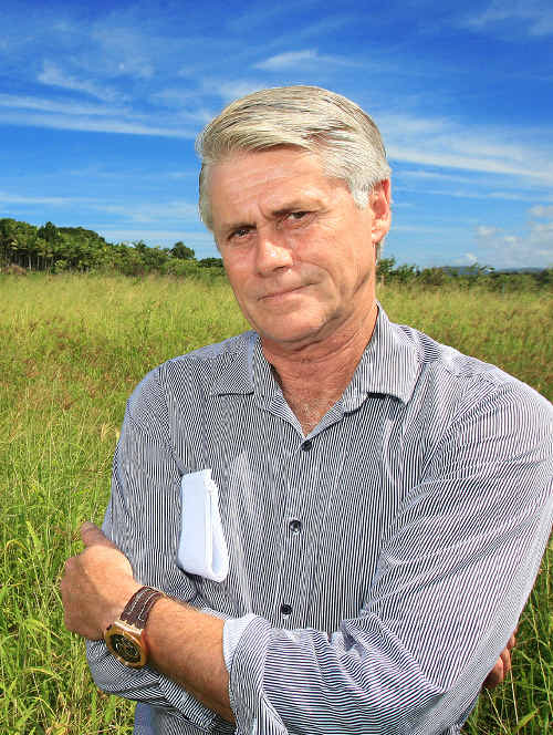 ELECTION ISSUE: Commercial fishing is on the agenda for all Tweed state candidates including Tweed Nationals MP Geoff Provest.