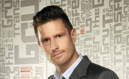 Wil Anderson host of the ABC's The Gruen Transfer.