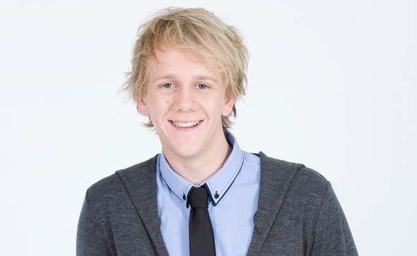 Comedian Josh Thomas.
