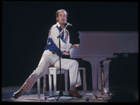 Peter Allen exhibition, Adelaide Festival Centre, Adelaide, South Australia