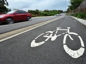 Cycleway options on display