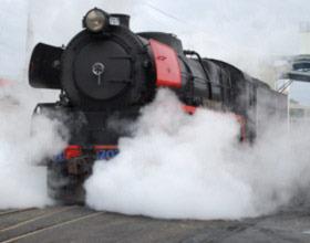 Heritage Weekend steam train